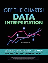 Off the Charts! Data Interpretation: Crushing Standardized Test Math for the GMAT®, GRE®, SAT®, PSAT/NMSQT®, and ACT