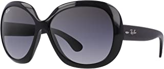 Ray-Ban Women's RB4098 Jackie Ohh II Oversized Sunglasses