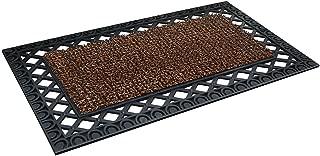 GrassWorx Clean Machine French Quarter Doormat, 24