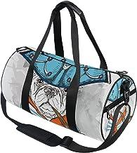 DEZIRO Cool Dog Patroon Sport Duffle Bag Drum Sporttas
