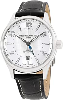 Frederique Constant Runabout Automatic Movement Silver Dial Men's Watch FC350RMS5B6