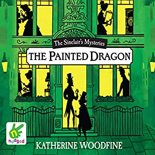 The Painted Dragon cover art