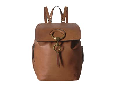 Frye Ilana Backpack (Cognac) Backpack Bags