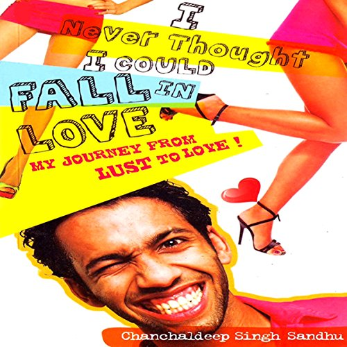 I Never Thought I Could Fall in Love audiobook cover art