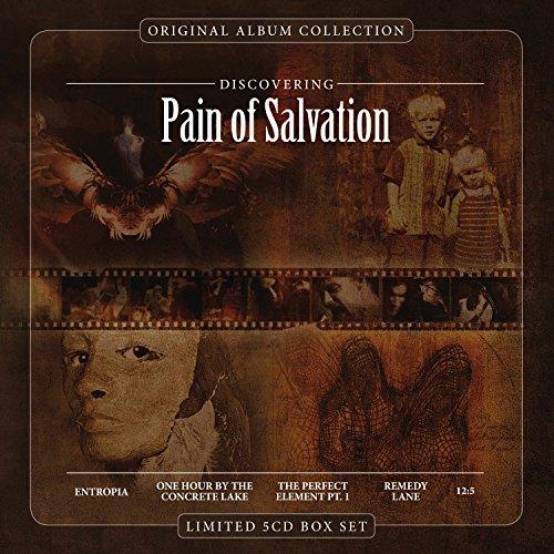 Original Album Collection: Discovering Pain of Salvation (Ltd. 5CD Edition)