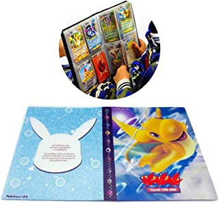 Pokemon Collection Handbook Trading Card Album GX EX TCG Game Card Professional Collection 240 Card Slot-(Dragonite)