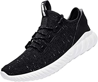 STQ Men's Cross Trainer Shoes Lightweight Sport Walking Sneakers