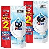 【まとめ買い】 ジョイ 食洗機用洗剤 除菌 詰め替え 特大 930g×2個