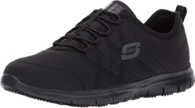 Womens Black Safety Shoes