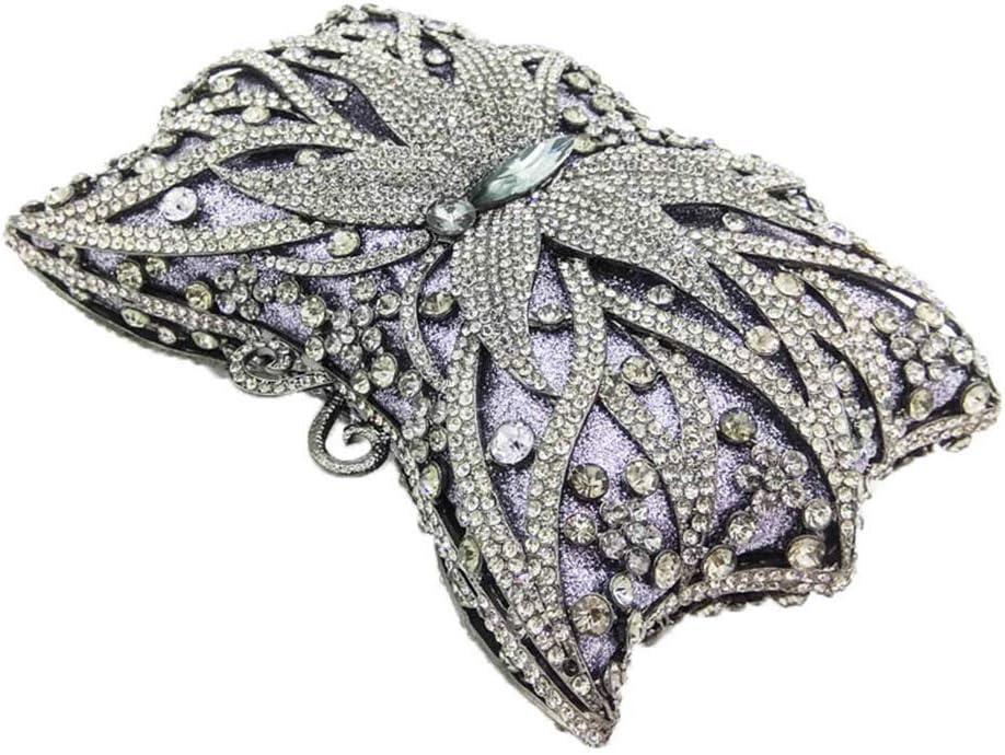 WENDYRAY , Pochette pour Femme Noir Noir Silver