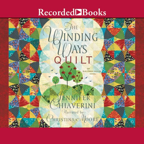 The Winding Ways Quilt audiobook cover art