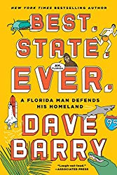 book cover of Best State Ever - books set in Florida