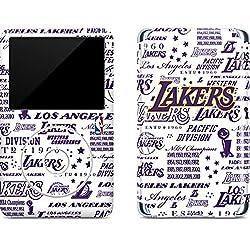 NBA  Los Angeles Lakers  LA Lakers Historic Blast  iPod Classic (6th Gen) 80  160GB  Skinit Skin
