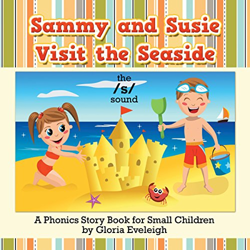 Sammy and Susie Visit the Seaside audiobook cover art