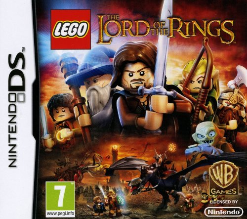 Nintendo LEGO The Lord Of The Rings - Juego (Nintendo DS,