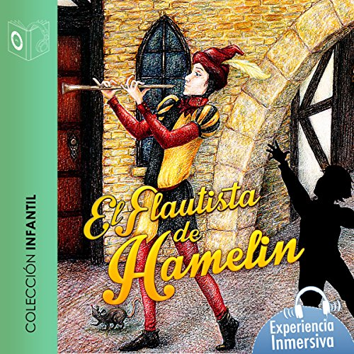 El falutista de Hamelin audiobook cover art