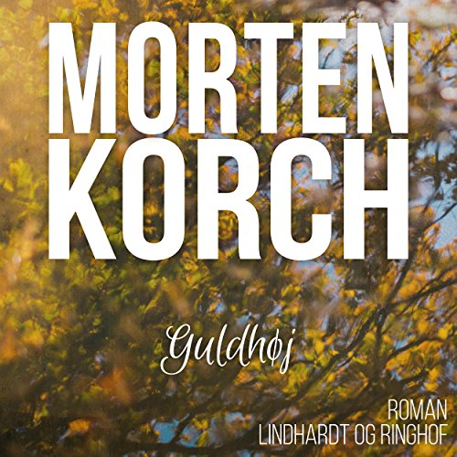 Guldhøj audiobook cover art