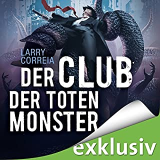 Der Club der toten Monster Titelbild