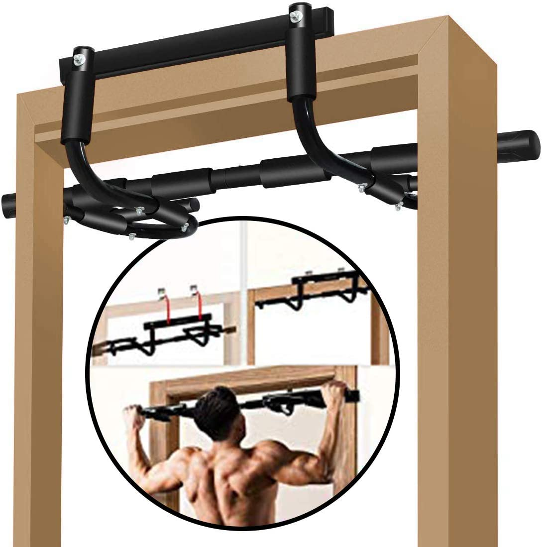 PLKO Some reservation Pull up Bar for Doorway Chin Same day shipping Pullup Mult Home Door