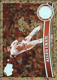 2011 Topps Update Cognac Diamond Anniversary #US255 Allen Craig St. Louis Cardinals MLB Baseball Card NM-MT
