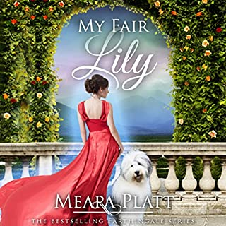My Fair Lily audiobook cover art