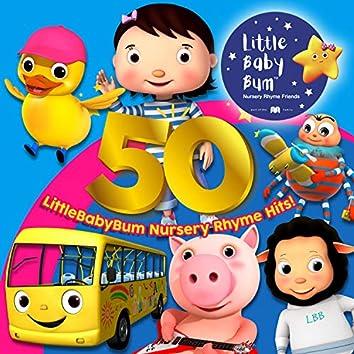 50 Littlebabybum Nursery Rhyme Hits!