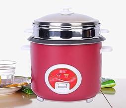 JSMY Cuiseur à Riz électrique Cuisine Cuiseur à Riz de Grande capacité,Cuiseur à Riz à Isolation Automatique de Casserole ...
