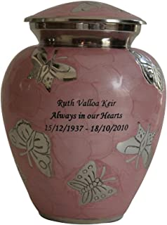 personalized pet cremation urns