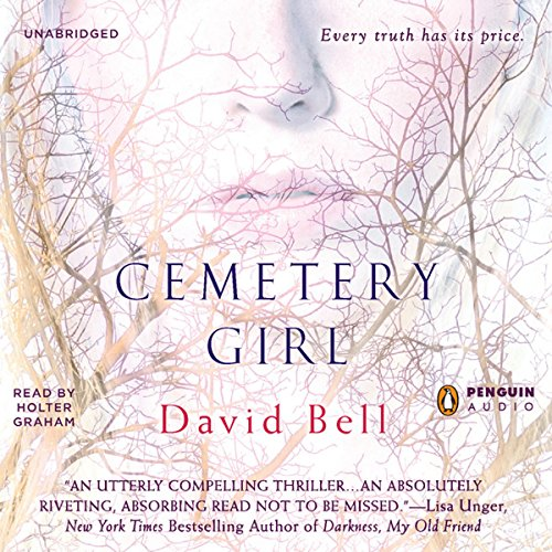 Cemetery Girl audiobook cover art