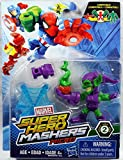 Marvel Super Hero Mashers Micro Series 2 Mini Figure - Green Goblin ^G#fbhre-h4 8rdsf-tg1324324