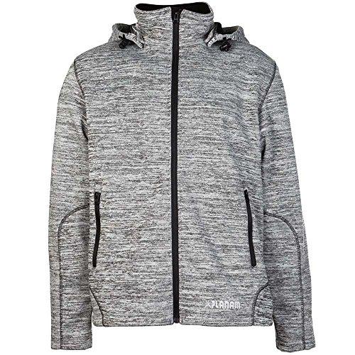 Planam giacca Casual Marble, taglia L, Grigio, 3030052