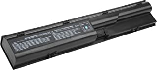 Replacement Battery Compatible with HP Probook 4530S 4540S 4440S 4430S 4545S 4535S 4330S, fits P/N 633805-001 PR06 PR09 QK646UT QK646AA HSTNN-OB2R HSTNN-IB2R 650938-001