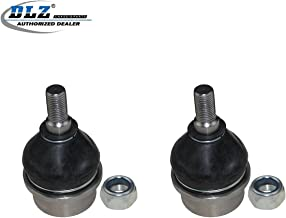 DLZ 2 Pcs Front Suspension Kit-2 Lower Ball Joint Compatible with 2007-2011 Dodge Nitro 2006-2010 Jeep Commander 2005-2010 Jeep Grand Cherokee 2008 2009 2010 2011 2012 Jeep Liberty K80629