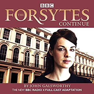 The Forsytes Continue cover art
