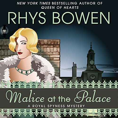 Malice at the Palace cover art