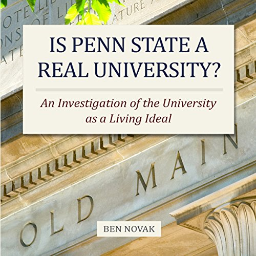 Is Penn State a Real University? audiobook cover art