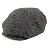 Photo de BRIXTON Casquette Gavroche Brood Gris M par