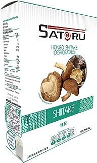 Satoru Hongo Deshidratado, Caracteristico a hongo, 80 gramos