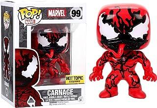 Figura exclsuiva de vinilo del personaje de Carnage, de Funko