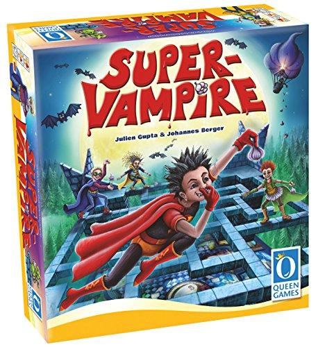 Queen Games 30050 Brettspiel, Mehrfarbig