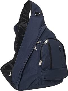 Everest Sling Bag, Navy, One Size