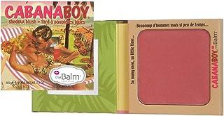 theBalm CabanaBoy Shadow Blush - Pink, 0.3 oz.