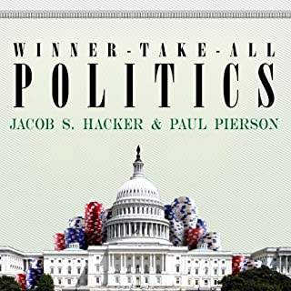 Winner-Take-All Politics audiobook cover art