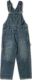 X-xyA Men's Fashion Casual Denim Bib Overalls Wash Distressed Dungarees Work Jeans Jumpsuits,XL