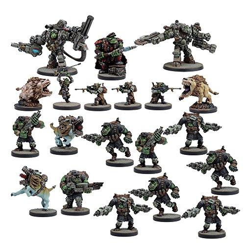 Mantic Games MGDZO101 Marauder Faction Starter-speelset