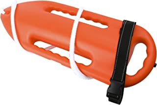 Amarine Made 3 Handle Lifeguard Rescue Can Floating Buoy Tube for Water Life Saving