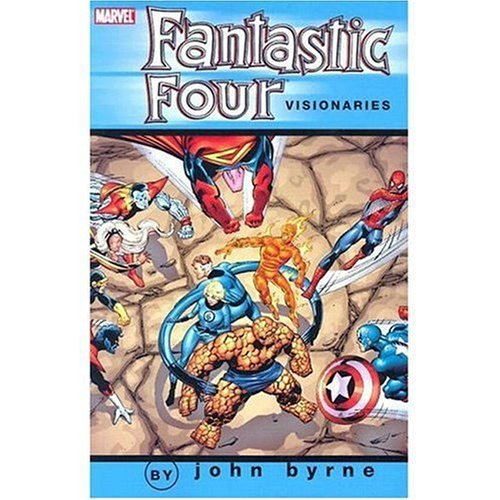 Fantastic Four 2: Visionaries