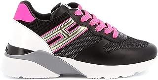 Hogan Luxury Fashion Womens HXW3850BF50N1FST11 Black Sneakers |