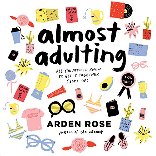 Couverture de Almost Adulting