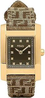 [フェンディ] 時計 レディース FENDI F704222DF CLASSICO クラシコ 腕時計 ウォッチ ブラウン/ゴールド [並行輸入品]